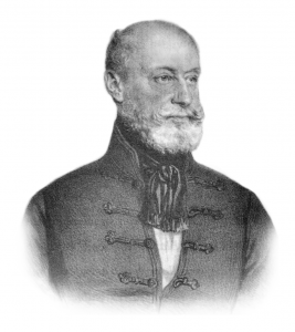grof Izidor Janković, utemeljitelj ergele Lipik